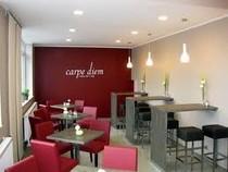 Wandgestaltung Bar und Restaurant