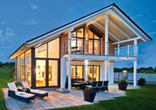Fassadenarbeiten Einfamilienhaus